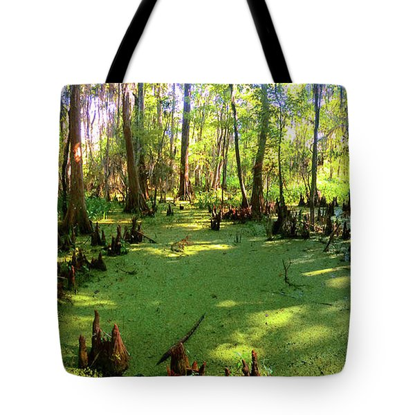 Bayou Country Tote Bag
