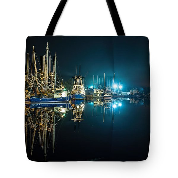 Bayou Nights Tote Bag