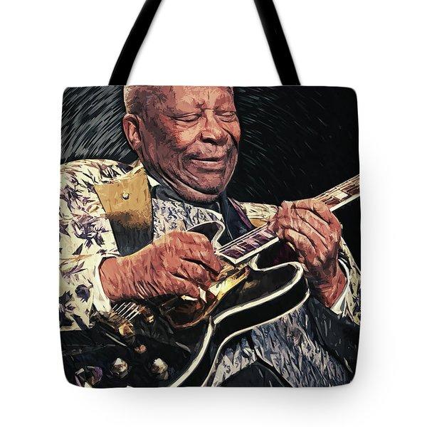 B.b. King II Tote Bag