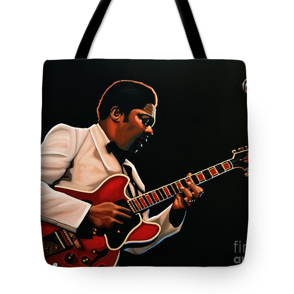 B. B. King Tote Bag