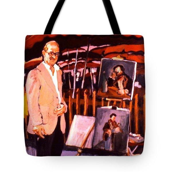 B B And G Tote Bag