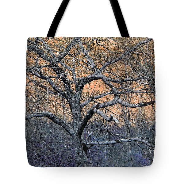 Bb's Tree 2 Tote Bag