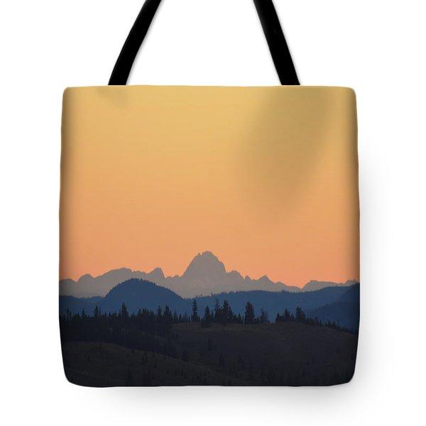 B C Dawn Tote Bag