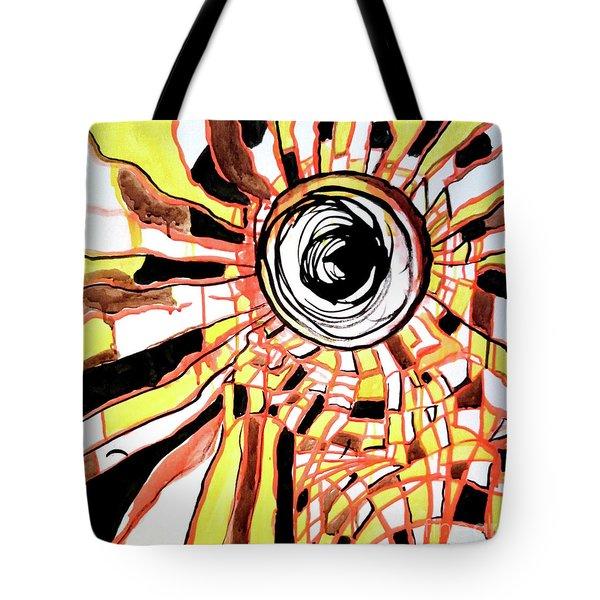 Be Bright Be Bold Tote Bag