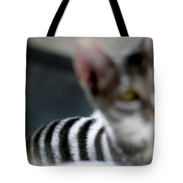 Be Careful What You Focus On  Tote Bag