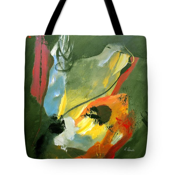 Be Faithful Tote Bag by Ruth Palmer