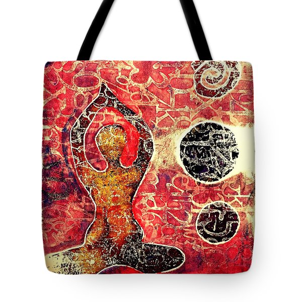 Be Grounded Tote Bag