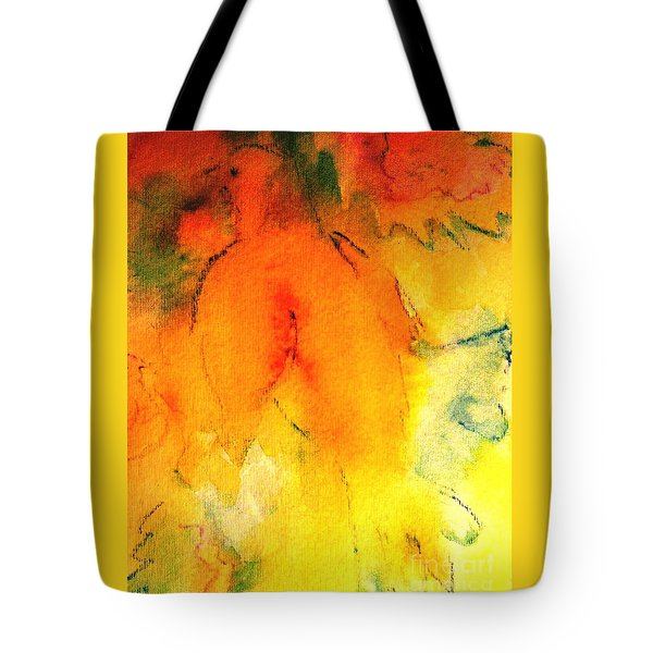 Be Harmless As Doves Tote Bag by Hazel Holland