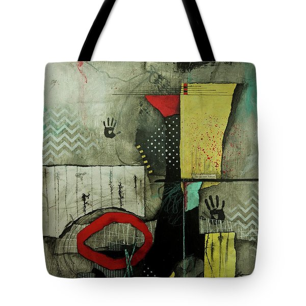 Be In Our Forest  Tote Bag