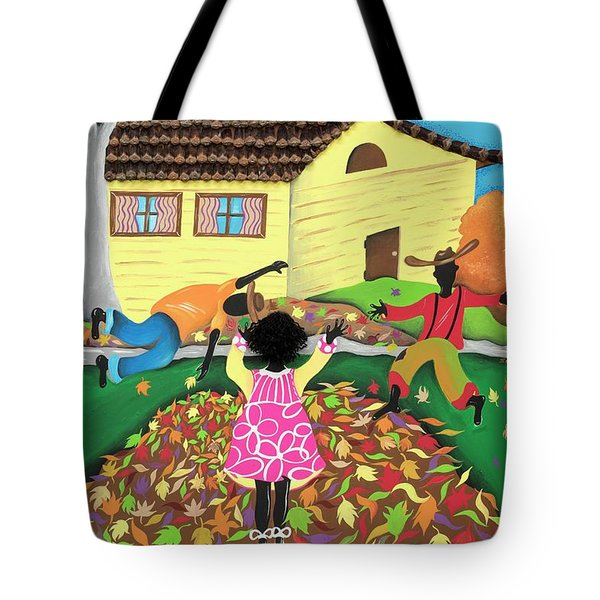 Be-leaf Tote Bag