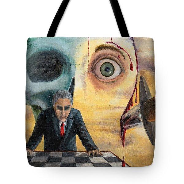 Be Secret And Exult Tote Bag