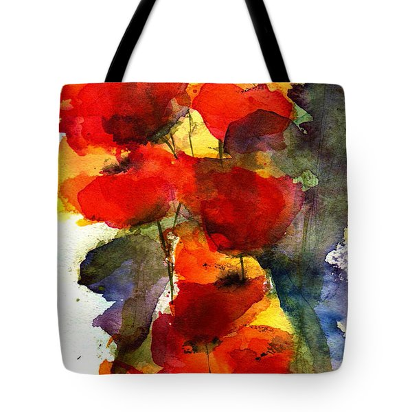 Be Still And Know That I Am God Tote Bag by Anne Duke