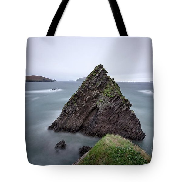 Be Still And Listen Tote Bag