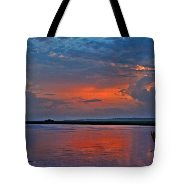 Be Still My Soul Tote Bag