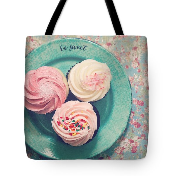 Be Sweet Tote Bag