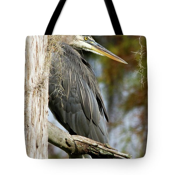 Be The Tree Tote Bag
