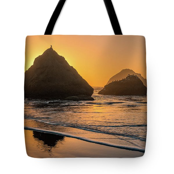 Tote Bag featuring the photograph Be Your Own Bird by Darren White