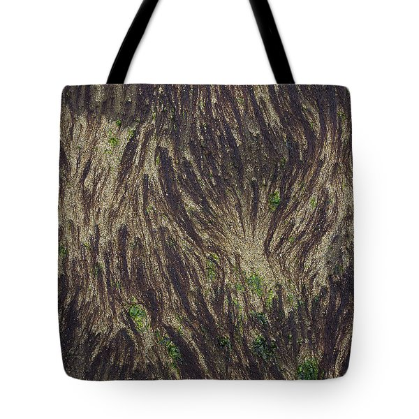 Beach Abstract 21 Tote Bag