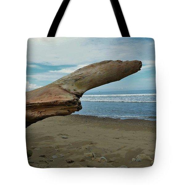 Beach Art Tote Bag by Pamela Blizzard