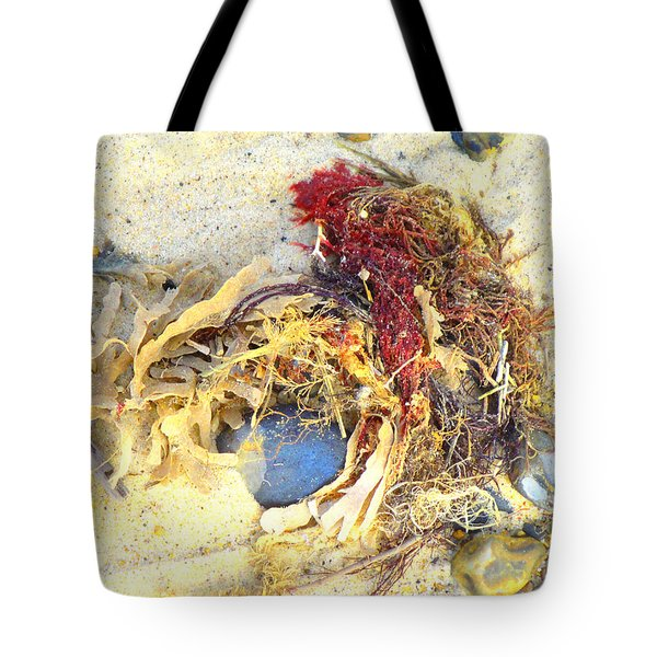 Beach Art Tote Bag