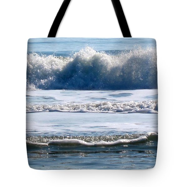 Beach At Iop Tote Bag