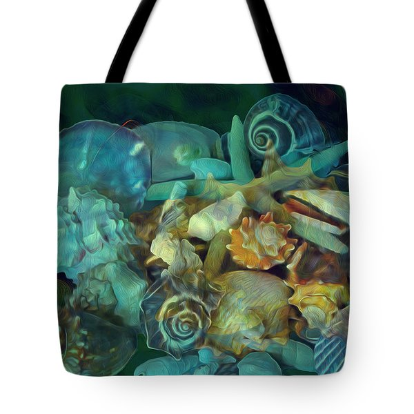 Beach Beauty 10  Tote Bag
