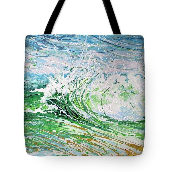 Beach Blast Tote Bag