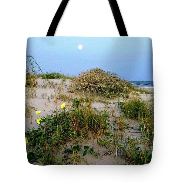 Beach Bouquet Tote Bag