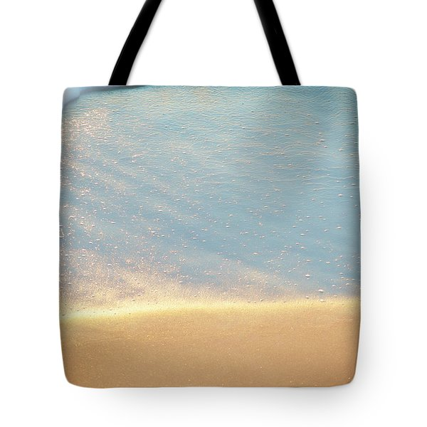 Beach Caress Tote Bag