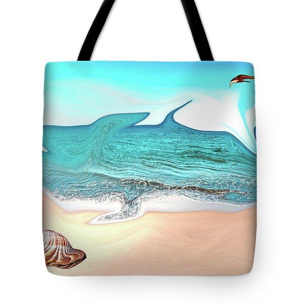 Beach Dream Tote Bag