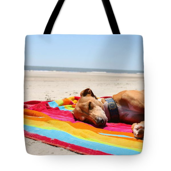 Beach Dreams Are Made Of These Tote Bag
