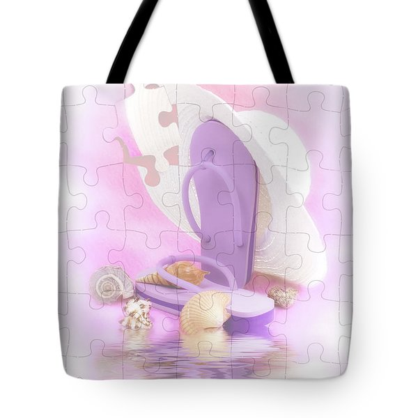 Beach Dreams Tote Bag