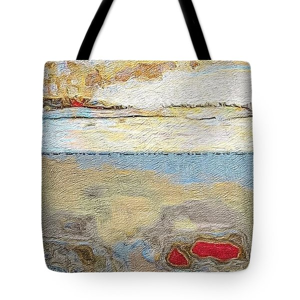 Beach Dunes Tote Bag