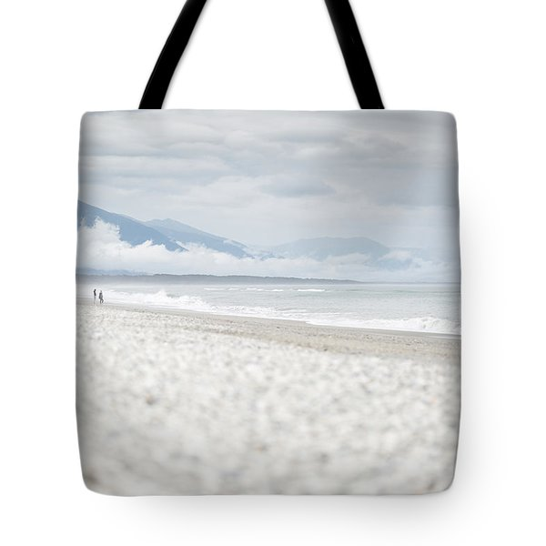 Beach For Two Tote Bag