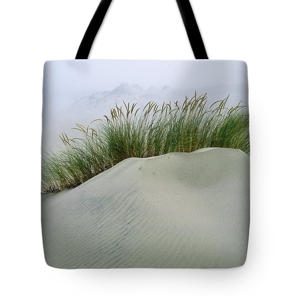 Beach Grass And Dunes Tote Bag