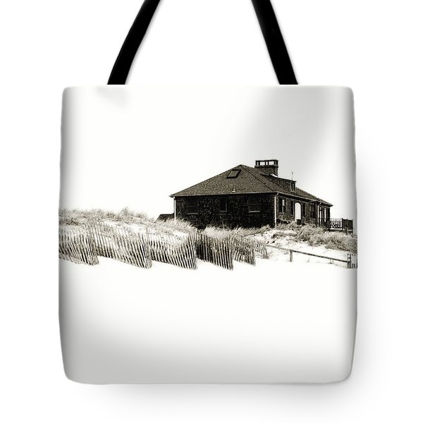 Beach House - Jersey Shore Tote Bag