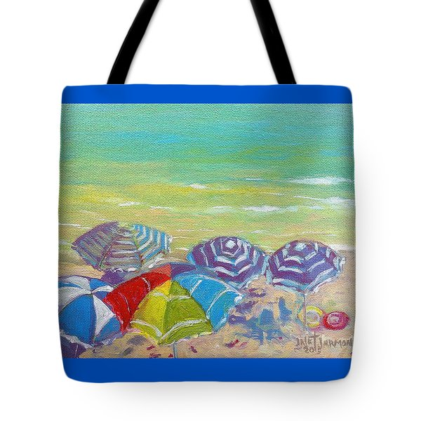 Beach Is Best Tote Bag