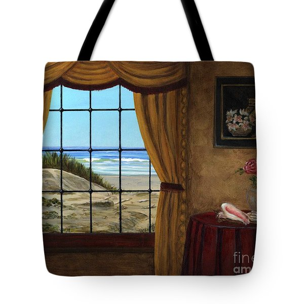Beach Longing Tote Bag