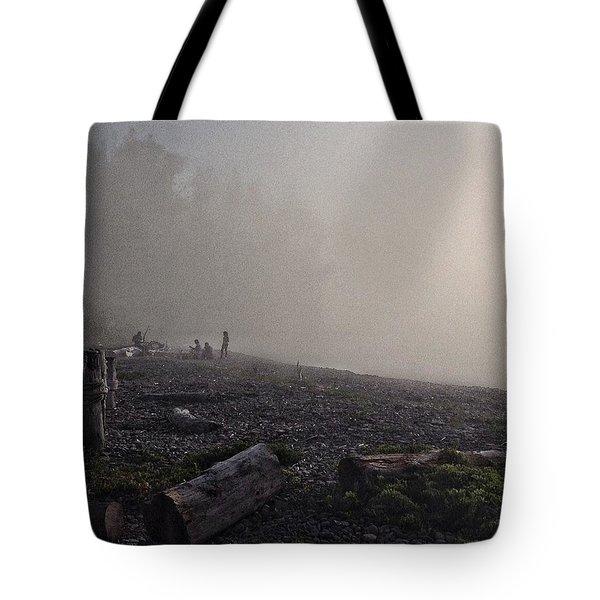 Beach Mist  Tote Bag