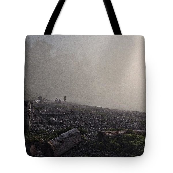 Beach Mist  Tote Bag