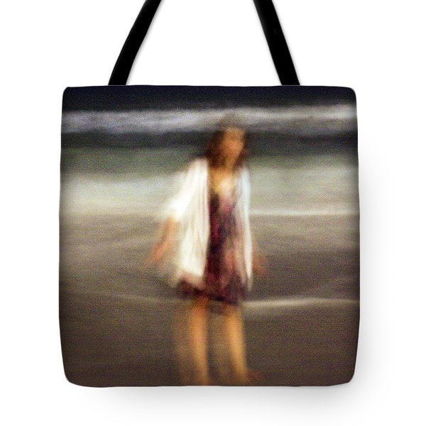 Beach Night 3 Tote Bag