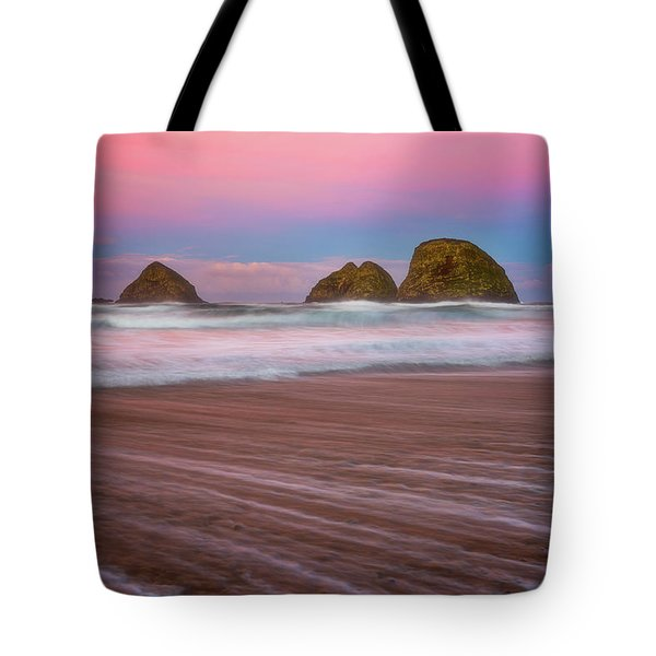 Tote Bag featuring the photograph Beach Of Dreams by Darren White