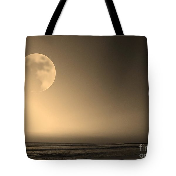 Beach Planet Series V Tote Bag