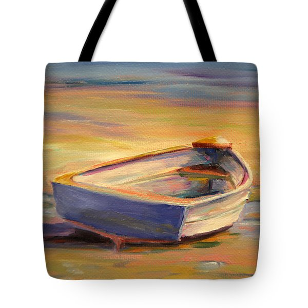 Beach Puddles Tote Bag