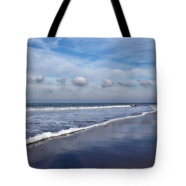 Beach Reflections Tote Bag