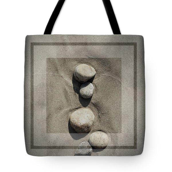 Beach Rocks 1 Tote Bag