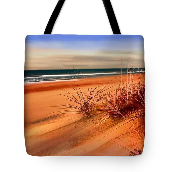 Beach Sand Dunes Tote Bag