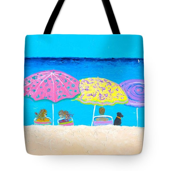 Beach Sands Perfect Tans Tote Bag