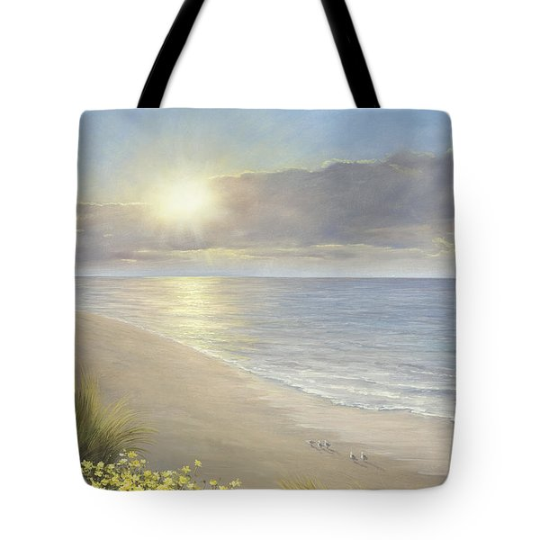 Beach Serenity Tote Bag