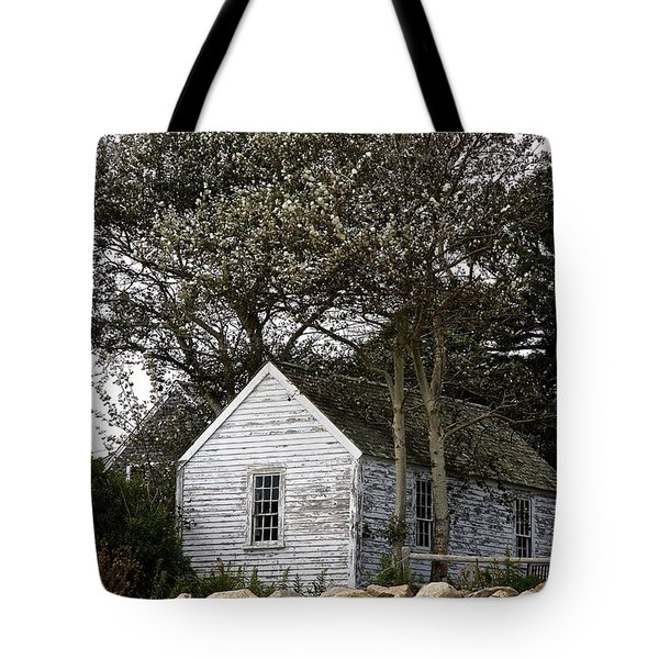 Beach Shack Tote Bag